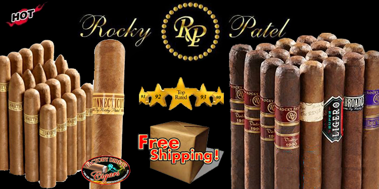 Rocky Patel...Dual Twenty Ct. Cigar Collections